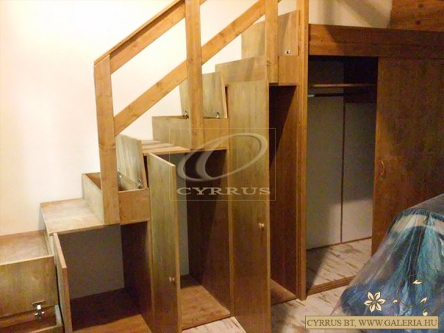 Galéria referencia fotóink munkáinkból - Beépített lépcsők ...